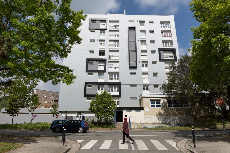 Quartier de la Bottière, Nantes     2014