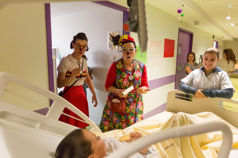 CHU Nantes - Hopital d'enfants   pédiatrie générale